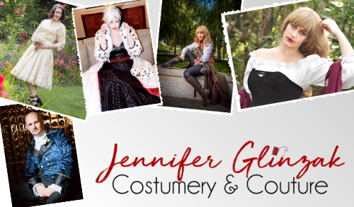 Jennifer Glinzak Costumery and Couture