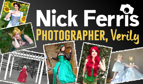 Nick Ferris: Photographer, Ostensibly